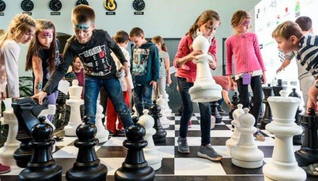 The Global Chess Festival