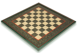 Green & Erable Framed Chess Board