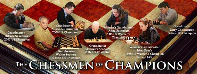 The Chessmen of Champions
