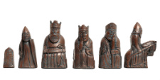 The Isle of Lewis Chess Pieces