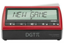 DGT PI Digital Chess Clock