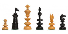 The 1820 Thomas Lund English Chess Pieces