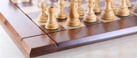 Heirloom Championship Chess Set