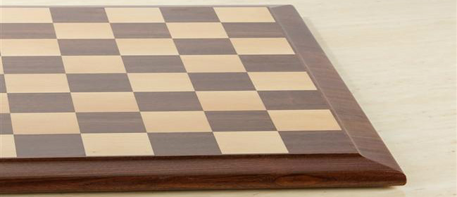 Heirloom Championship Chess Board