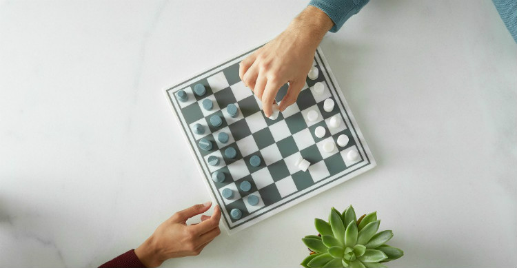 A Chess Match on a Clean Board