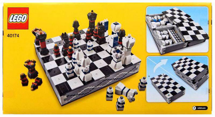 LEGO Iconic Chess Set