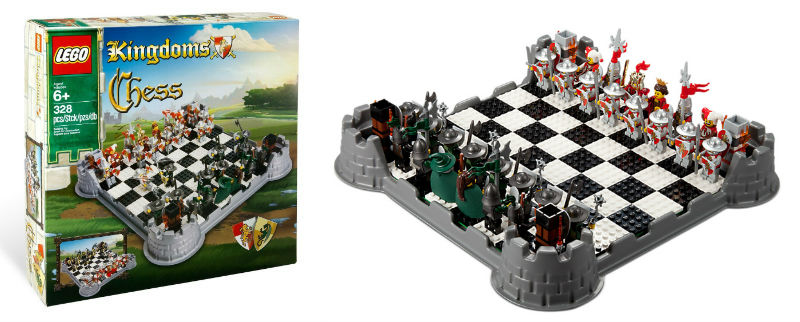 LEGO Kingdoms Chess Set