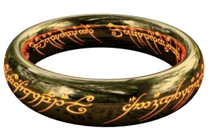 The Lord of The Rings Ring