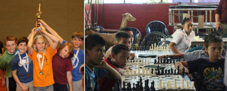 Learners Chess Academy Students