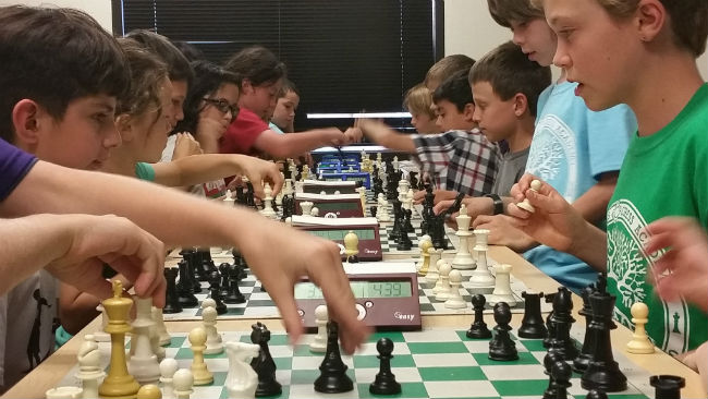 Learners Chess Academy tournament