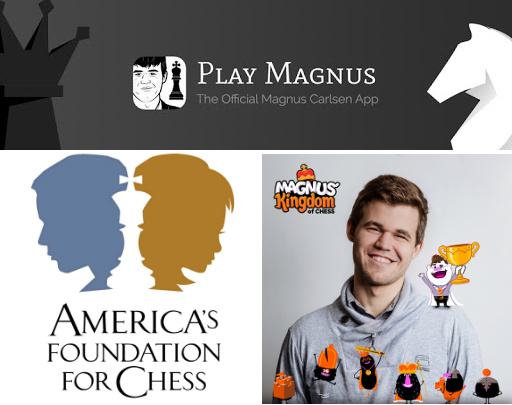 Play Magnus, America's Foundation for Chess and Magnus' Kingdom of Chess