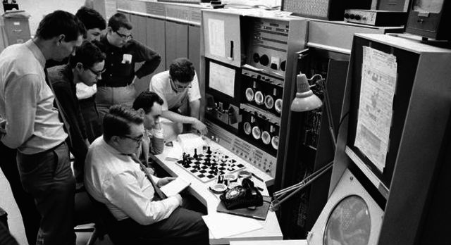 The MIT Team Working on the first chess computer that can beat an amateur player