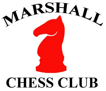 Marshall Chess Club Logo