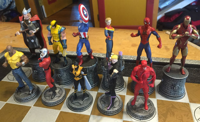 The Marvel Chess Collection