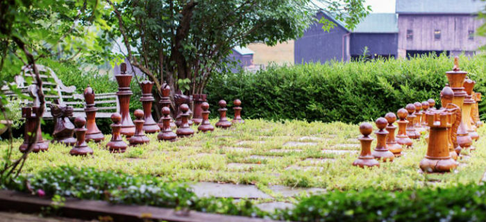 MegaChess Giant Chess Set