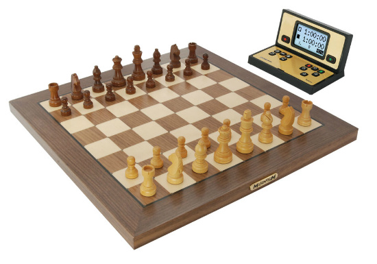 Millennium Electronic Chess Set – Chess Genius Exclusive