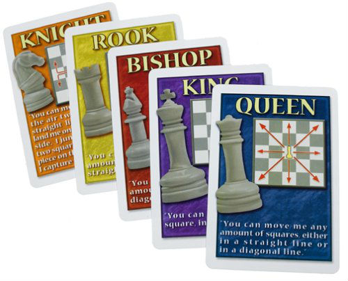 No Stress Chess Cards