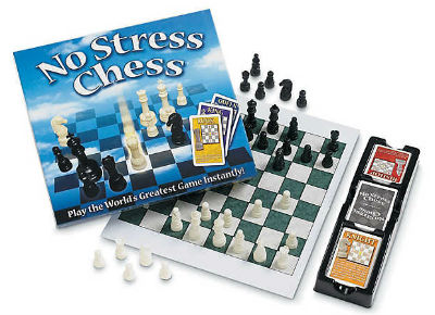 No Stress Chess Kit