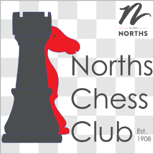 Norths Chess Club Logo