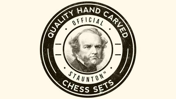 The Official Staunton Chess Company Logo