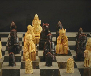 Official Staunton Themed Chess Sets