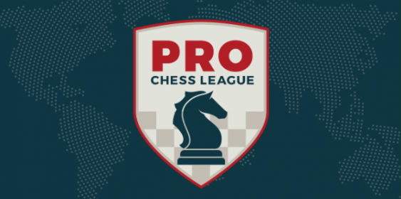 PRO Chess League Logo