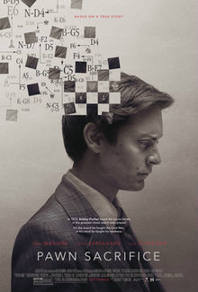 Pawn Sacrifice (Chess Movie)