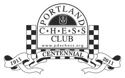Portland Chess Club Logo