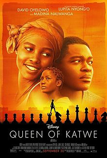 Queen of Katwe (Chess Movie)
