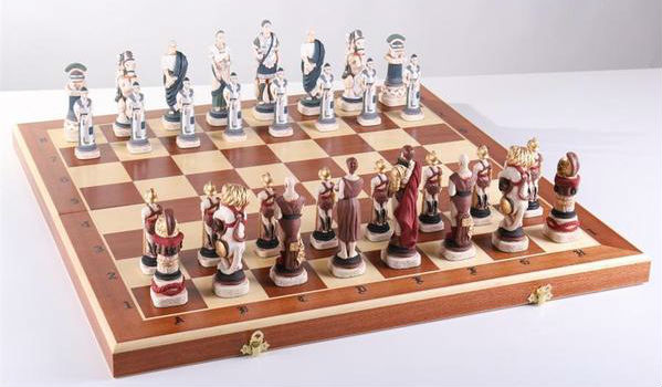 Spartakus Chess Set
