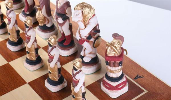 The Spartakus Chess Set