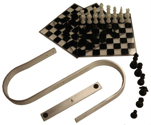 Strato 3D Chess Board Parts