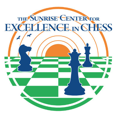 Sunrise Center for Excellence in Chess Logo