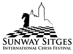SUNWAY SITGES INTERNATIONAL CHESS FESTIVAL LOGO