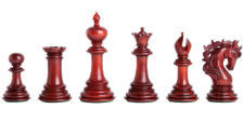 "The Camelot Series Artisan Chess Pieces 44"" King"