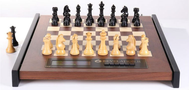 The DGT Revelation II - Electronic Chess, PC