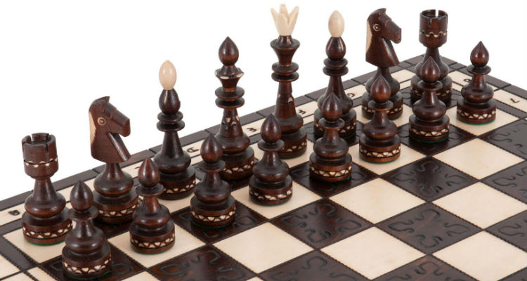 The Indian Chess Set