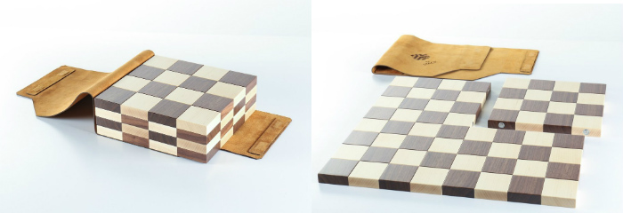 The STACK Chessboard