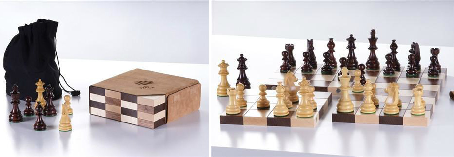 4 of the Most Stylish Modern Chess Sets 2018 Reviews