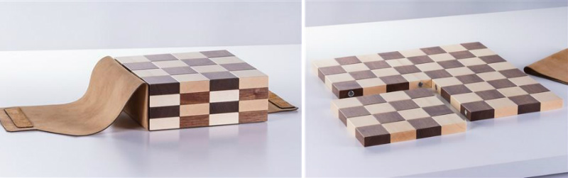 The STACK Chess Set