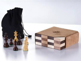 The STACK Championship Set in Rosewood