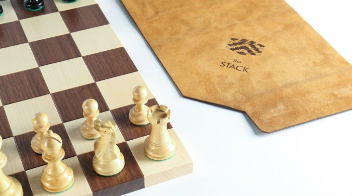 The STACK Chessboard - Limited Edition
