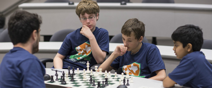 The UT Dallas Chess Program Summer Camps