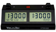 VTEK300 Digital Chess Clock