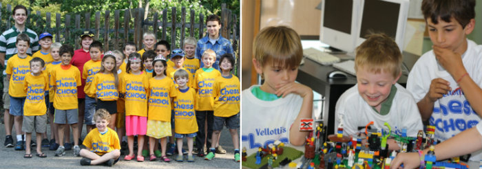 Vellotti's Chess School Camps