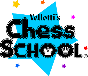 Vellotti's Chess School Logo