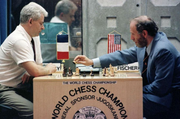 World Chess Championship - Spassky VS. Fischer